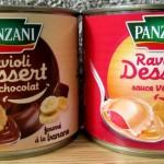 panzani lance des raviolis sucrés à manger au dessert ou au goûter