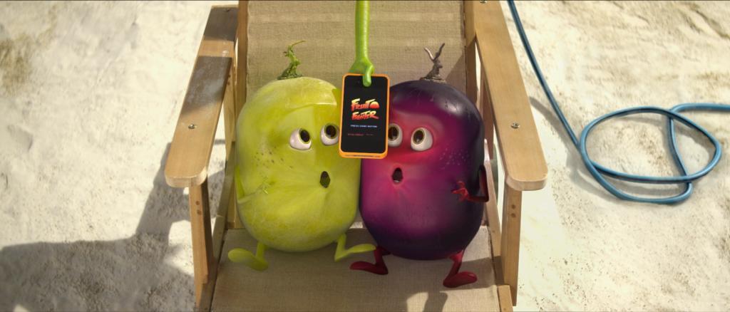 les jumeaux terribles les raizinzins ne veulent qu'une chose : jouer avec smartpom de Mangue Debol