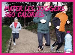matter les jogger au parc 360 calories