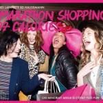 1H de marathon shopping entre copines à Haussmann 297 calories