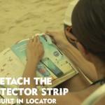 nivea distribue gratuitement dans les magazines brésiliens des bracelets connectés pour surveiller son enfant à la plage