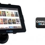 canal plus et l'agence buzzman imagine la showerbox pour CANALPLAY