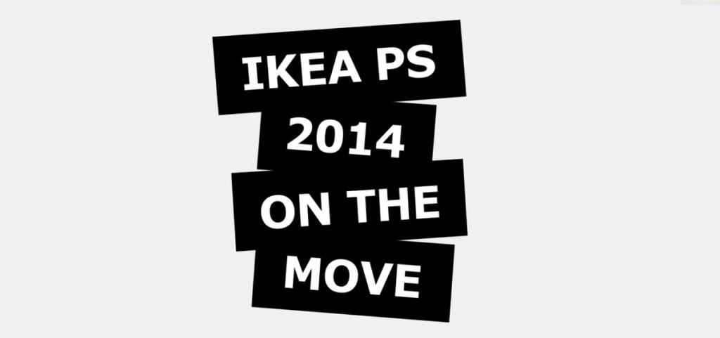 IKEA fait la promotion de sa nouvelle collection PS 2014 en utilisant d'une nouvelle façon Instagram