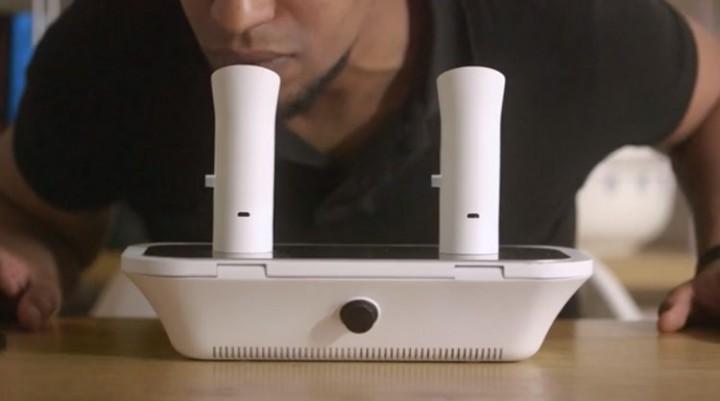 UNE ODEUR DE café, de poulet ou de forêt avec iphone transmettre les odeurs est désormais possible
