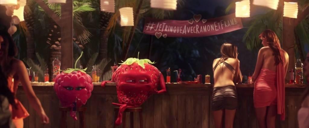 un nouvel hashtag permettait de se voir offrir des boissons oasis
