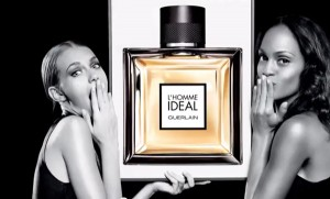 le parfum de l'homme idéal existes grâce à guerlain