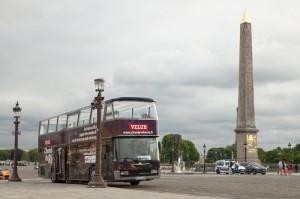 VELUX transforme un bus en vitrine de son savoir faire et offre des nuits de rêves