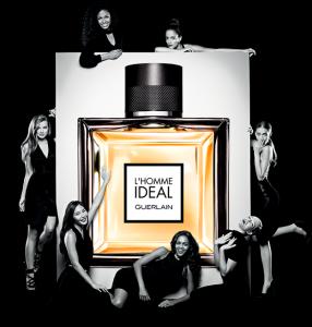 guerlain renferme toutes les qualités de l'homme idéal dans un parfum