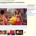 Ramon et Orange et diffusé une annonce sur le bon coin pour trouvé un 3e cocoloc