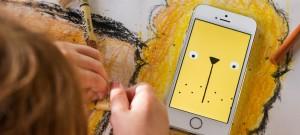 l'iphone 5S est un outil éducatif et divertissant pour les enfants