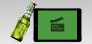La bière Grolsch et son agence russe Heads&Hands ont lancé un dispositif innovant grâce à la technologie ibeacon