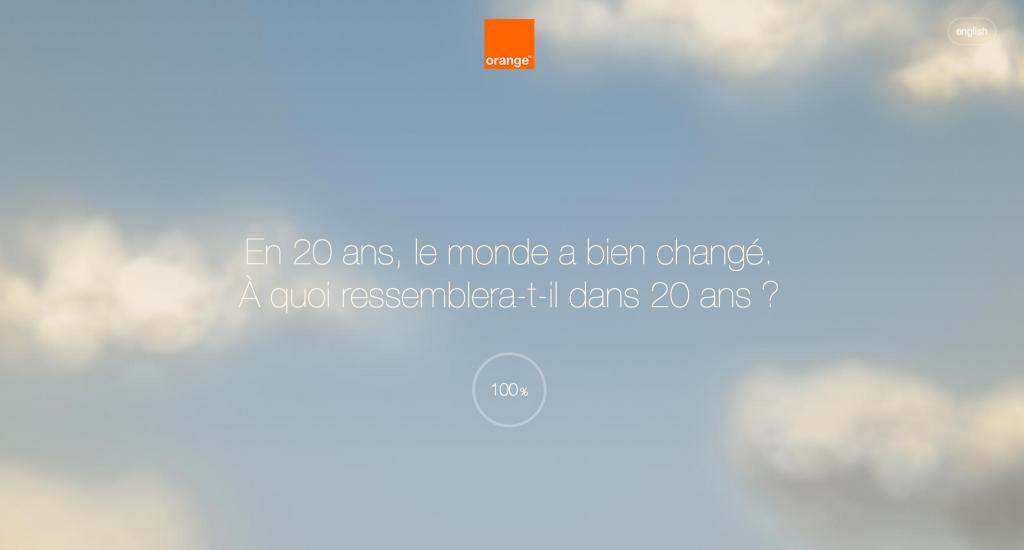 orange lance une expérience digitale inédite avec publicis conseil