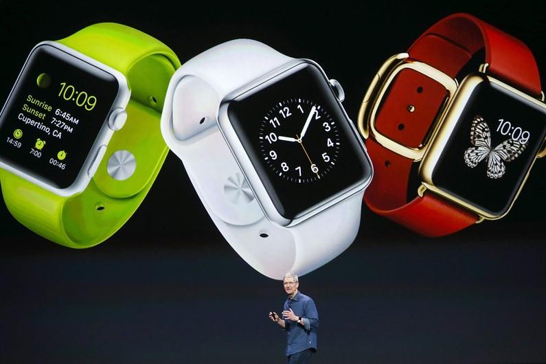Apple Watch sera disponible en 2015 en trois éditions