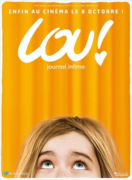 Affiche Lou le film Lou à découvrir le 8 octobre