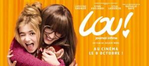 Le film Lou sort dans les salles le 8 octobre prochain