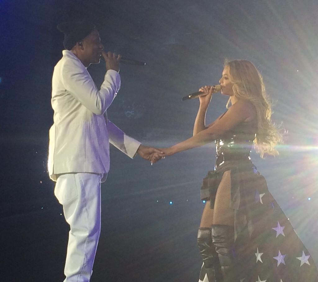 #OnTheRunTour : Beyoncé et Jay Z clôturent le show à Paris
