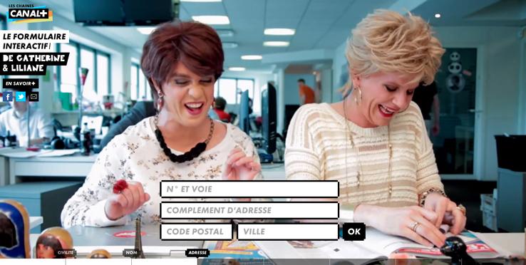 catherine et liliane font part de leur remarques avec humour et motivent à passer à l'étape supérieure