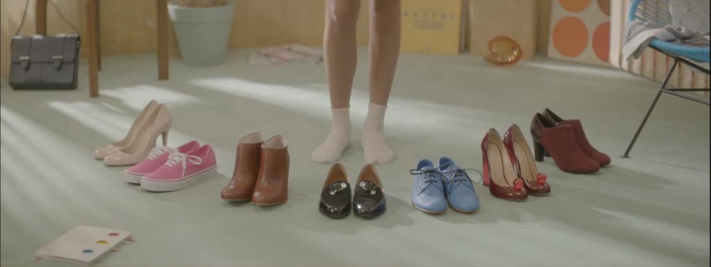le choix de sa paire de chaussure est essentiel surtout lorsque l'on va chez Sarenza