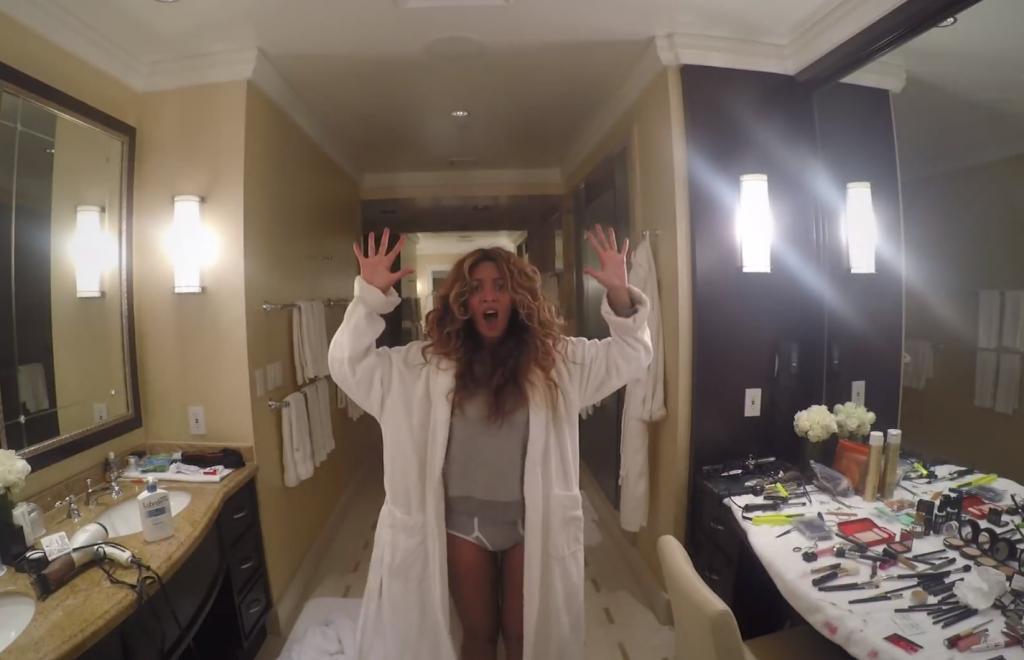 Beyoncé et son clip déjanté