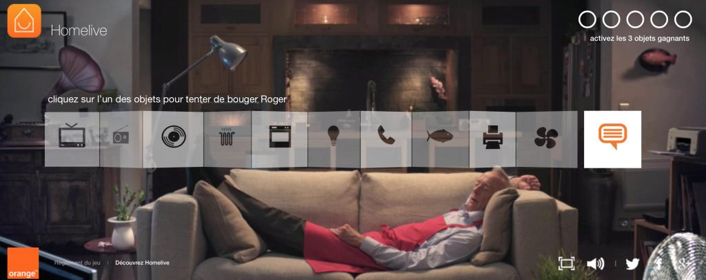 Orange lance une nouvelle plateforme digitale pour faire découvrir son service Homelive