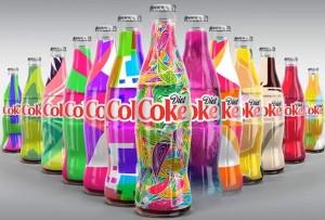 coca cola a fait appel à un algorithme pour générer plus de 2 millions de bouteilles différentes en israël