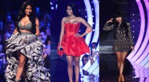 Nicki Minaj était la maîtresse de cérémonie de cette 20 e édition