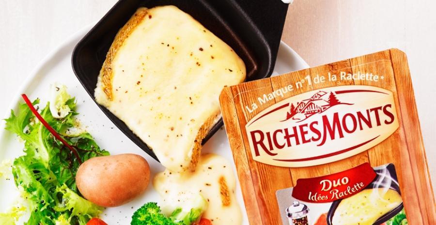 ne manquez pas le Food Truck RichesMonts et venez déguster des raclettes à emporter