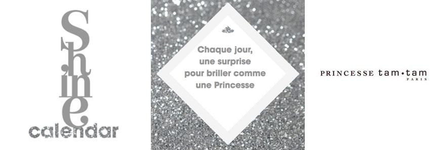 princesse tam tam enchante nos fêtes avec un calendrier de l'avent girly