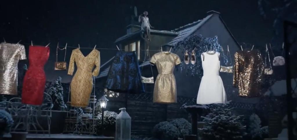 magic & sparkle transforme,nt les vêtements en vêtements de fêtes