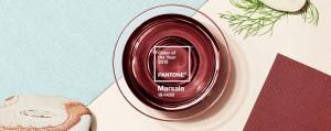 marsala tient ton nom d'un vin italien et sera la couleur de l'année 2015