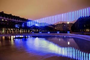 ikea a collaboré avec Aleksandra Stratimirovic pour créer cette oeuvre féerique northern lights