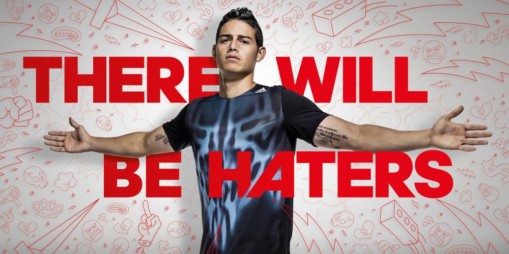 Adidas diffuse un spot qui soutient les victimes des haters