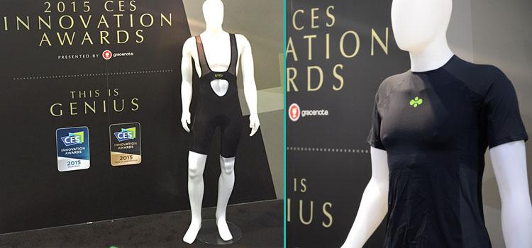 Cityzen Sciences améliore son t-shirt connecté et lance le cuissard intelligent