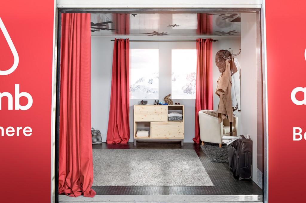 cosy et chaleureux, cet appartement est à l'image des appartement à louer sur airbnb
