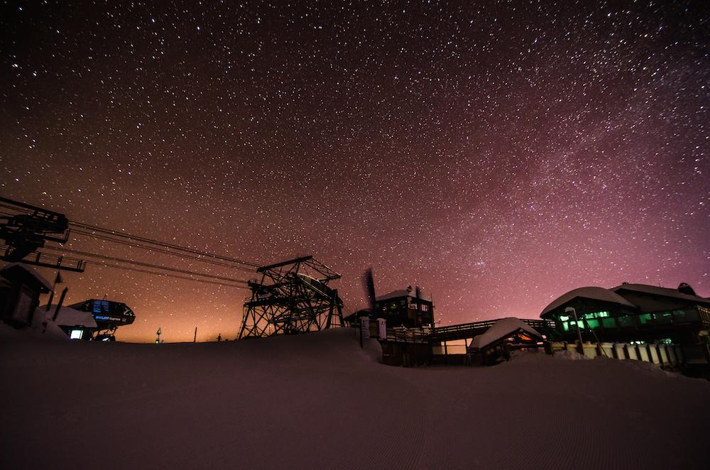 la tête dans les étoiles et à 2700m d'altitude, les gagnants passeront une nuit inoubliable