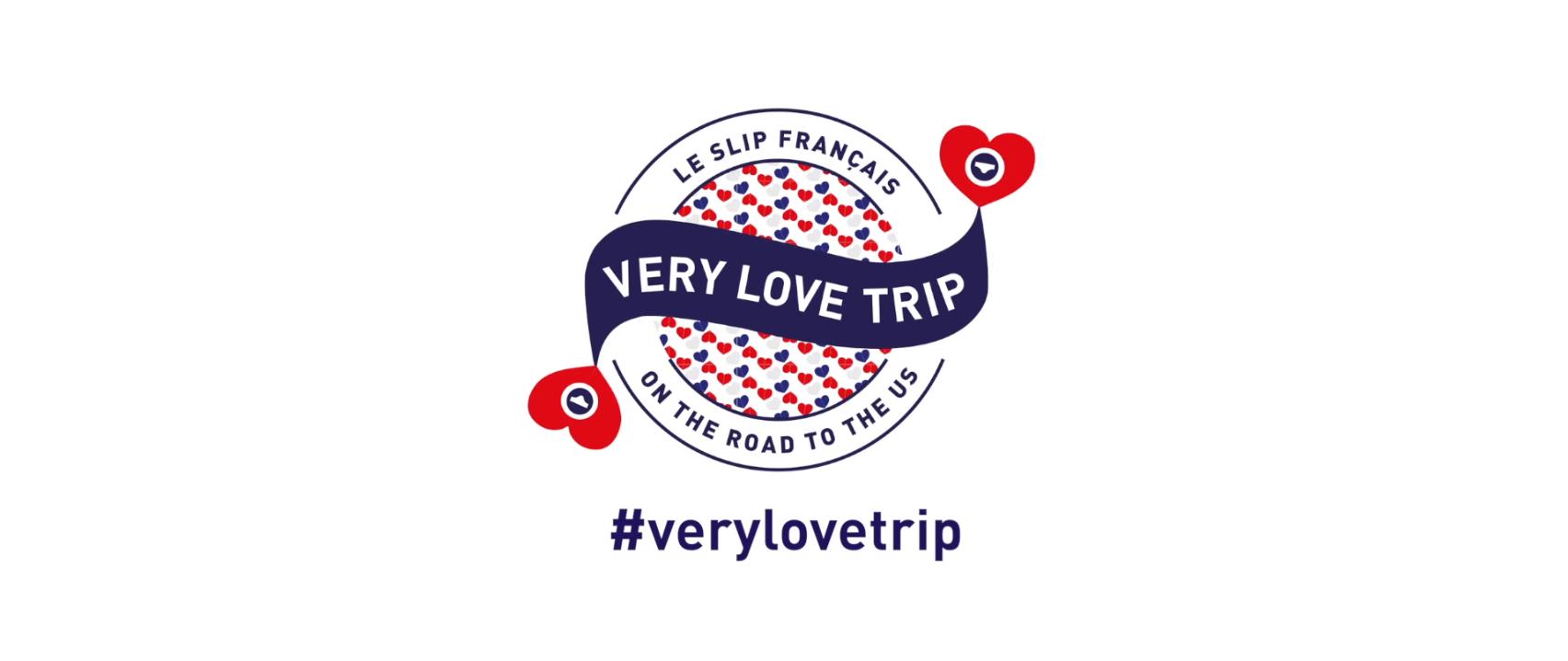 le slip français lance sa campagne de crowfunding #verylovetrip pour s'installer aux états unis