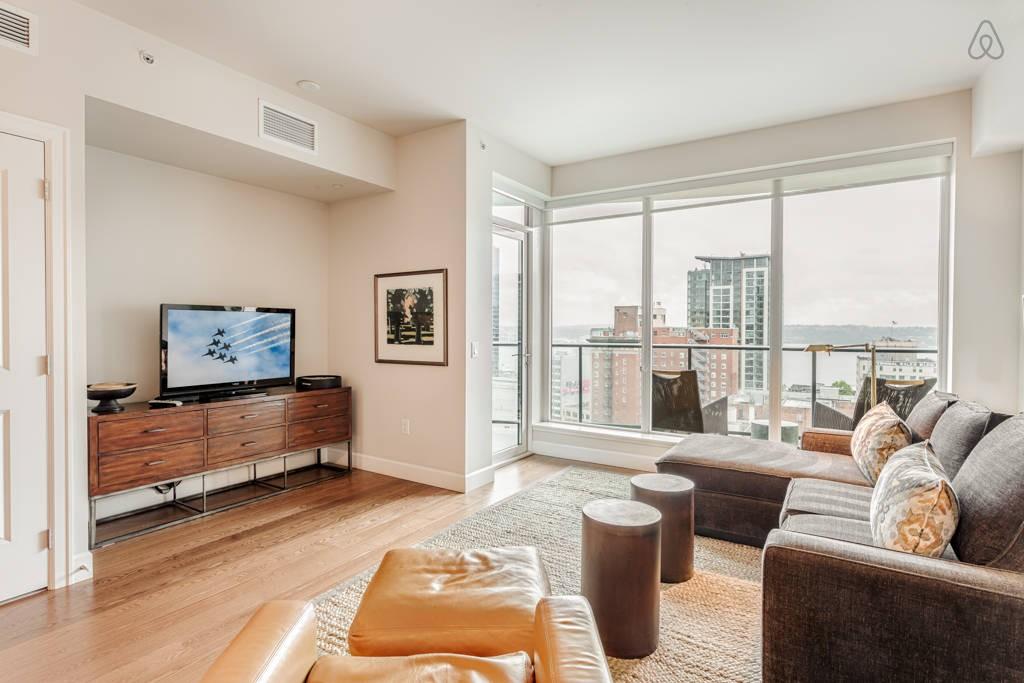 Airbnb met en ligne l'appartement du film 50 nuances de Grey