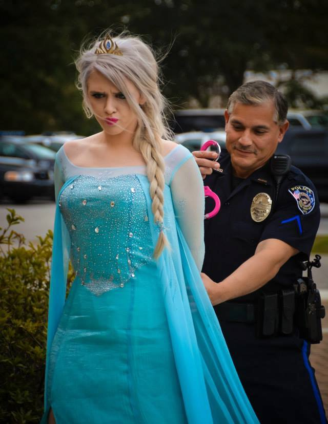 Elsa était accusée de répandre le froid dans l'état américain