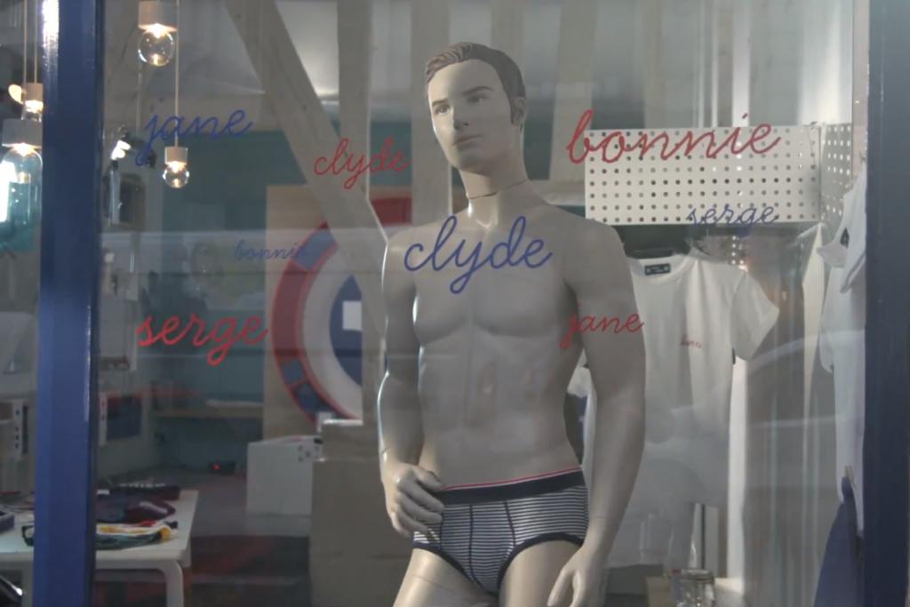 Si Léo arrive à rejoindre Sherry, il ouvrira un pop up store le slip français à Los Angeles