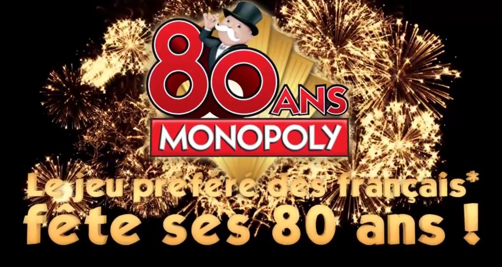 Monopoly célèbre ses 80 ans avec une opération de communication des plus insolites