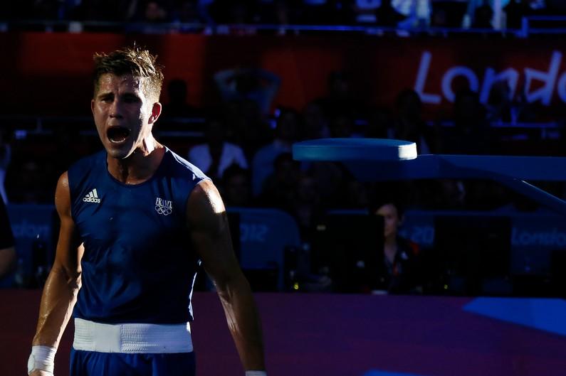 Alexis Vastine n'aura jamais pu atteindre son but ultime :devenir champion olympique
