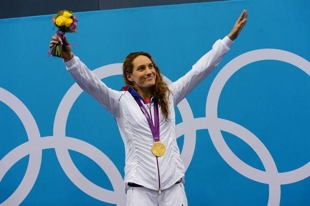 La natation française pleure sa championne. Camille Muffat n'avait que 25 ans
