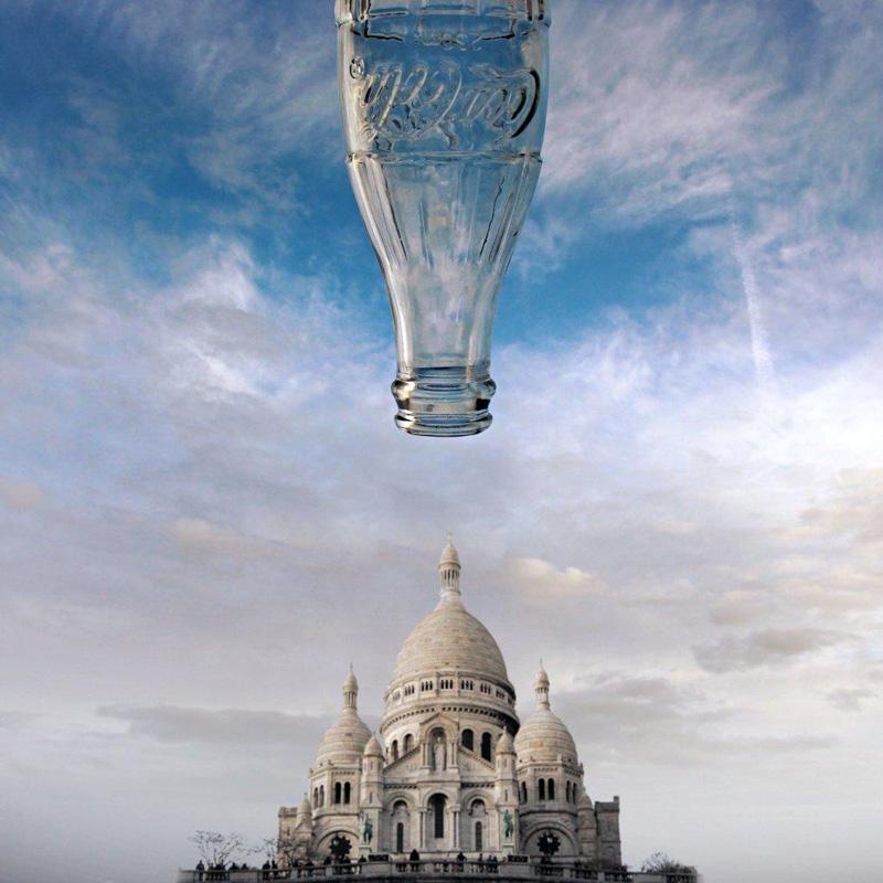 Coca Cola a fait appel aux Instagrammers le plus influents pour mettre en scène la bouteille Contour