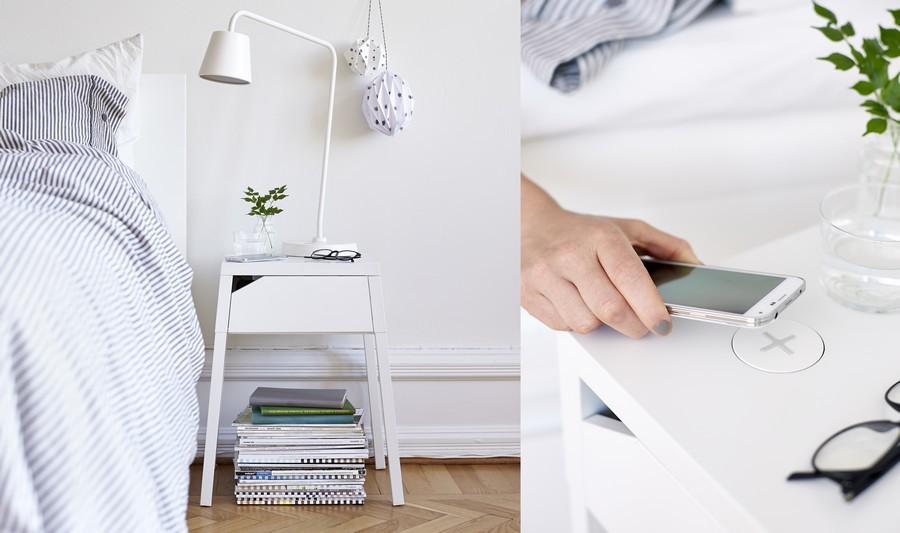 Ikea se lance dans le mobilier connecté