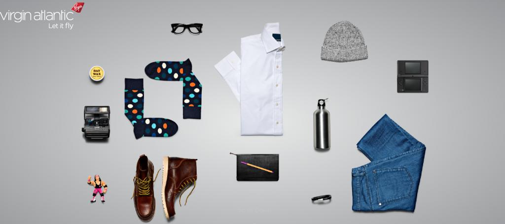 bonnet, pull, chaussette ou maillot de bain, ton et tuba, à vous de choisir et de découvrir la destination idéale avec Virgin Atlantic