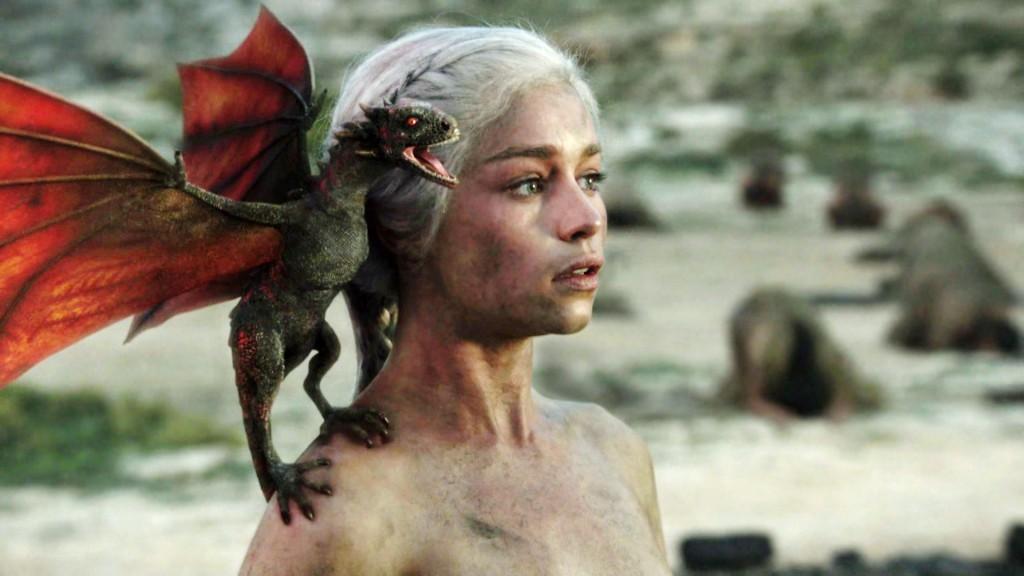 Drogon s'est enfui, essayez de l'appâter sur Twitter avec HBO