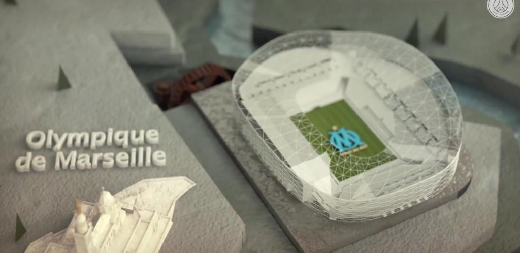 Un film qui s'inspire de Game Of Thrones et qui met en scène les 4 équipes en course pour le trône de la Ligue 1