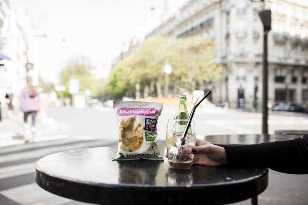 Partir en vacances est aussi simple que de s'acheter un snack avec Transavia
