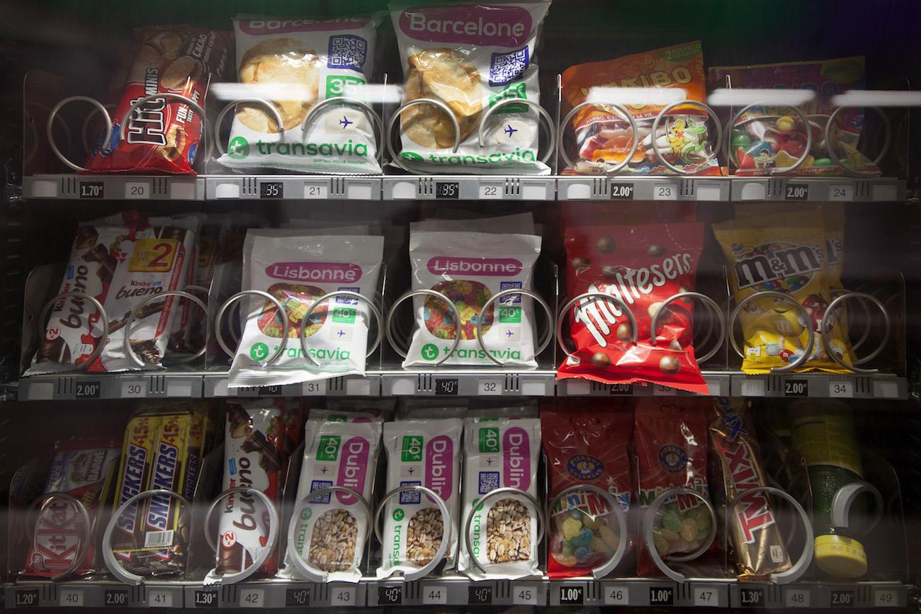 #snackHoliday à retrouver dans les distributeurs automatiques et Carrefour City participants