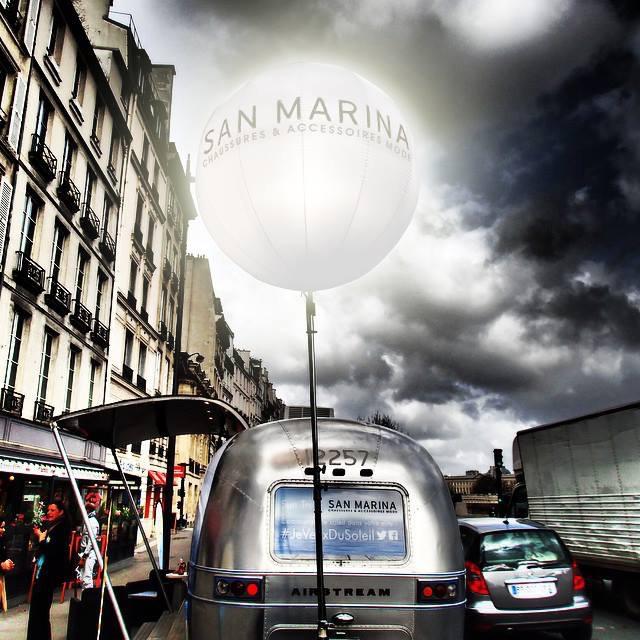 San Marina vient apporter du soleil parmi la grisaille
